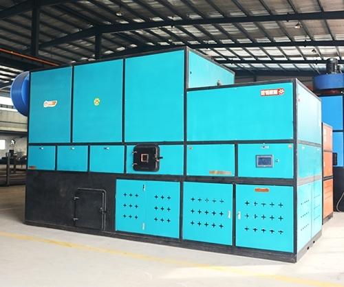 沈阳生物质锅炉与传统供暖相比的优势