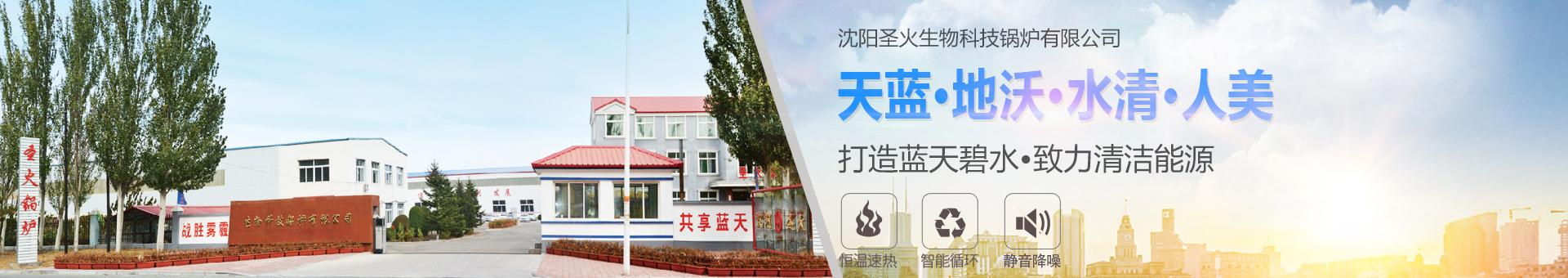 沈阳圣火生物科技锅炉有限公司